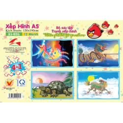 A5-035 ĐỘNG VẬT 3 ( 4 TRONG 1 )