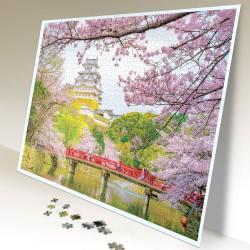 2035-020 Lâu đài Himeji - Nhật Bản