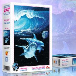 247-002 Cá heo