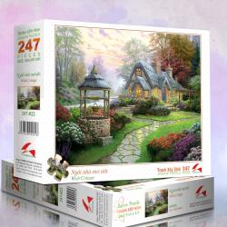 247-022 Ngôi nhà mơ ước
