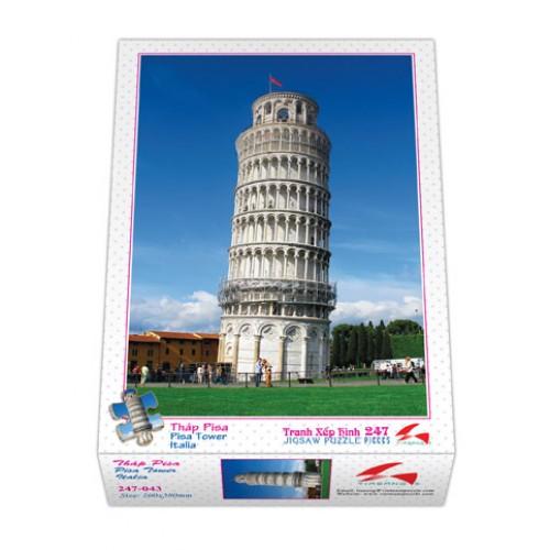 247-043 THÁP PISA, ITALY