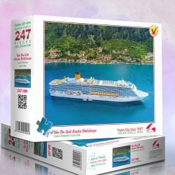 247-080 Tàu du lịch Costa Deliziosa