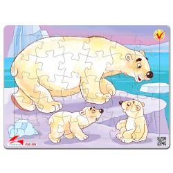 030-128 Gấu bắc cực