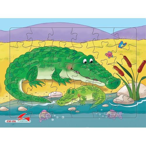 030-116 Cá sấu
