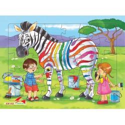 030-123 Ngựa vằn