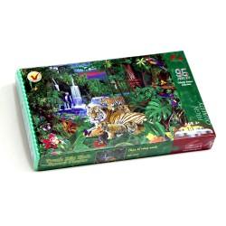 35-001 Chúa tể rừng xanh