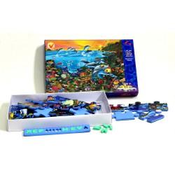 35-003 Hoàng Hôn Đảo Cá Heo