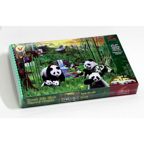 35-006 Panda Tiên Cảnh