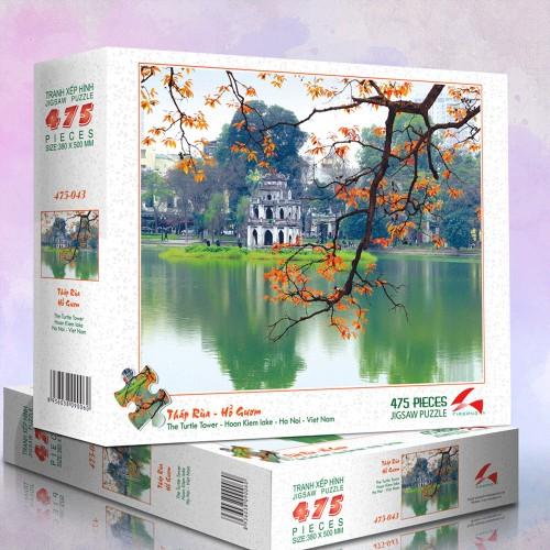 475-043 Tháp Rùa - Hồ Gươm