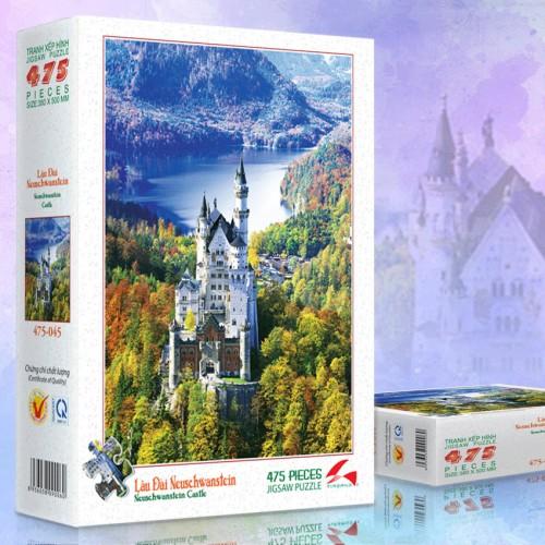 475-045 Lâu Đài Neuschanstein