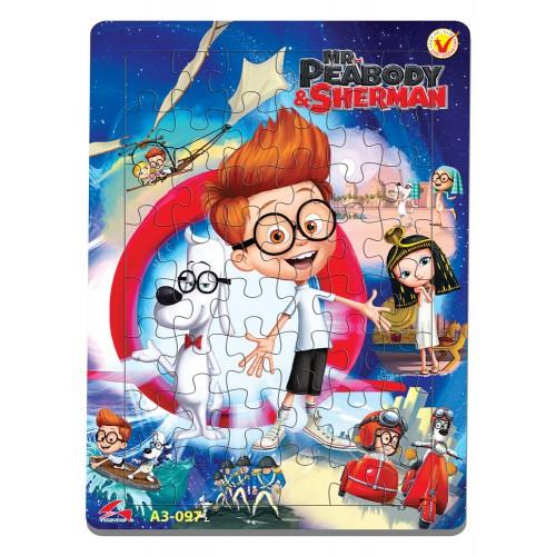 A3-097 Mr. Peabody & Sherman