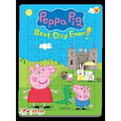 A3-104 Peppa Pig