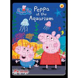 A3-105 Peppa Pig - Aquarium