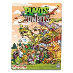 A3-118A  Plants Vs Zombies