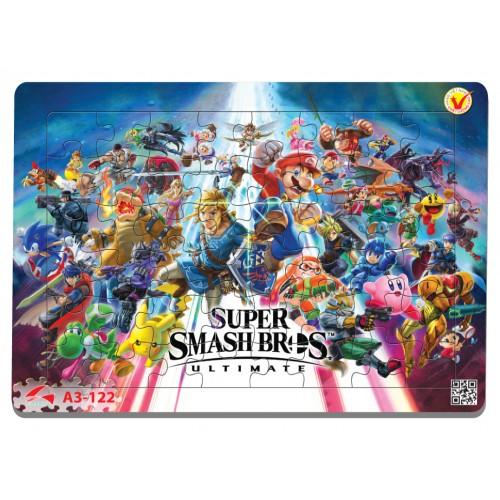 A3-122 Super Smash Bros
