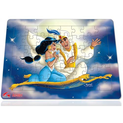 A3-081 Aladin và cây đèn thần