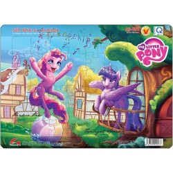 A3-067 Pinkie Pie and Twilight Sparkle