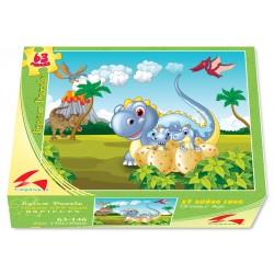 63-146 Kỷ khủng long