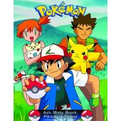 63-156 Pikachu & Togepi
