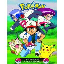 63-157 Pikachu & Team Rocket