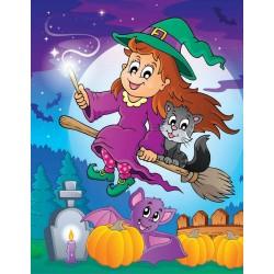 63-139 Cô phù thủy nhỏ
