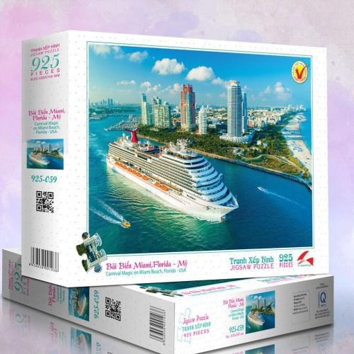 925-059 Bãi Biển Miami,Florida, Mỹ