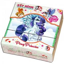3D-9007 Pony