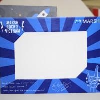 Khung hình giấy MARSH (15x20 cm)