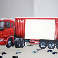 Khung hình giấy TATA Motors