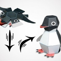 Pop-Up Penguin Bomb