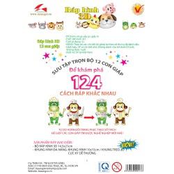 Z12 - Ráp hình 3D